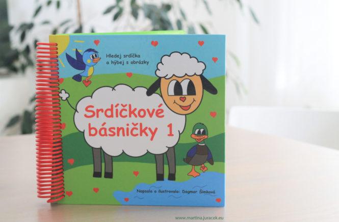 srdickove basnicky recenze knihy pro deti